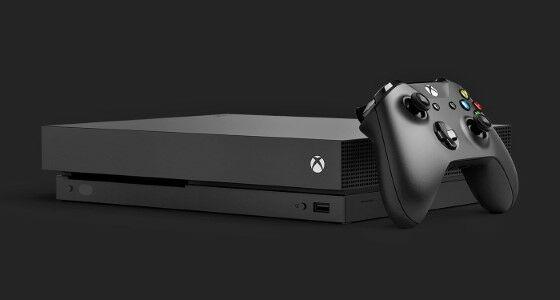 Xbox One X 1ef20