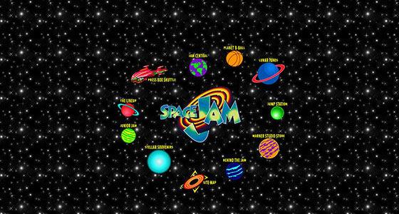 Space Jam C9627