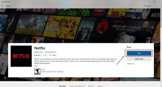 Cara Download Netflix Gratis Custom 9436c