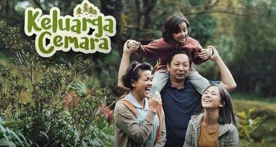Film Indonesia Sedih Keluarga Cemara Custom B9255