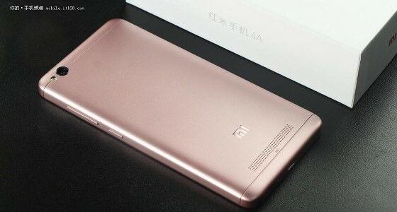 Xiaomi Redmi 4A Kamera 04338