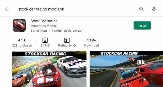 Download Stock Car Racing Apk Unlimited Money 91273
