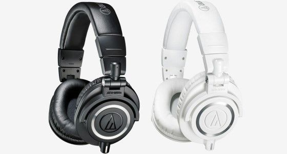 Headphone Audio Technica Ath M50x Dd150