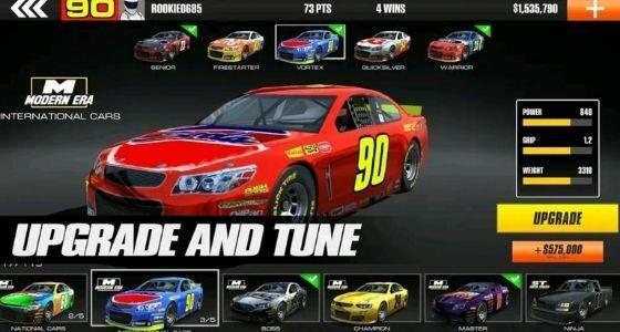 Mobil Stock Car Racing Mod Apk D362a