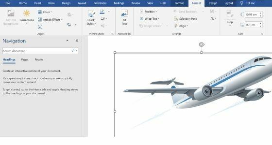 Cara Menambahkan Gambar Ke Microsoft Word 725fc
