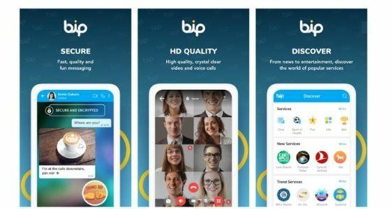 Download Aplikasi BiP Messenger 1c9cd