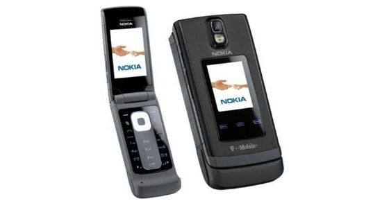 Hp Nokia Lipat Nokia 6650 Fold 066a8