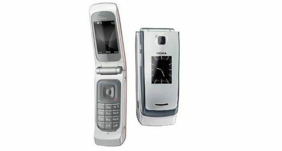Hp Nokia Lipat 3610 Fold Bbf2f