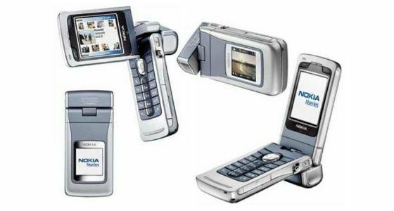 Hp Nokia N90 72068