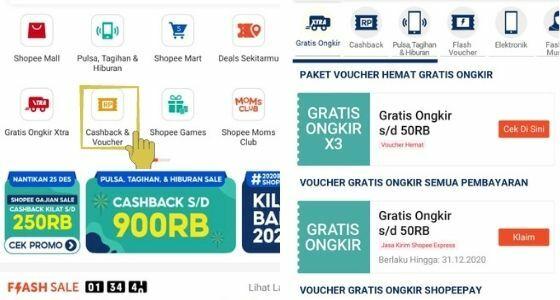 Membeli Paket Voucher Hemat Ongkir 89cb7