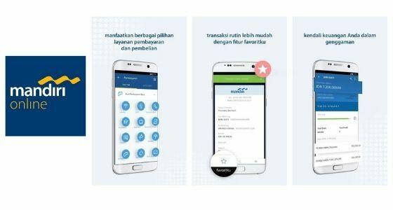 Cara Transfer Ke Virtual Account Di HP Android Mbanking A1774