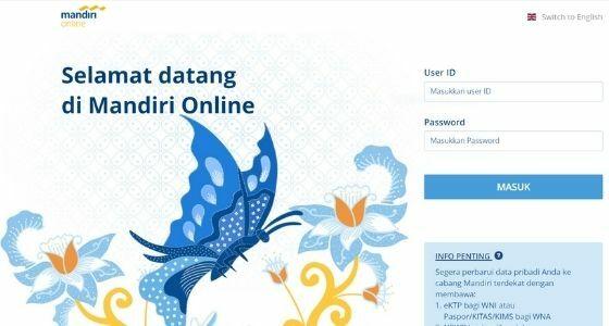 Cara Trf Virtual Account Mandiri Online 96e8e