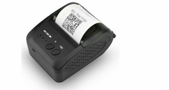 Printer Bluetooth Mini EPPOS EP5809AI 5518a