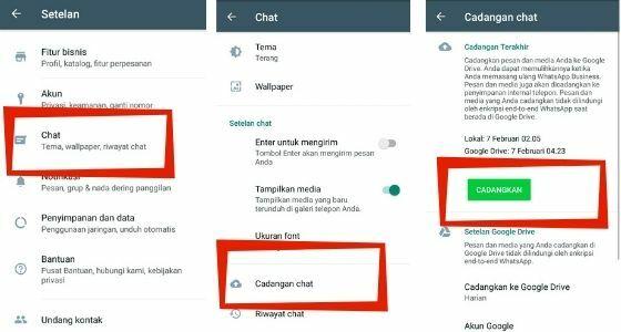 Cara Mengganti Home Screen Di Whatsapp 95a69