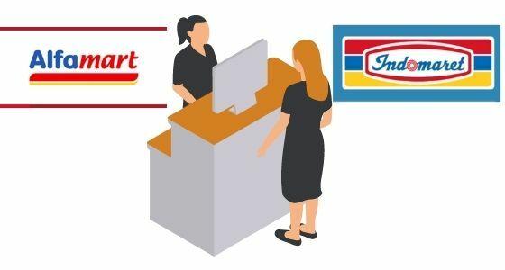 Cara Mengambil Uang Di Alfamart Dan Indomaret 26bc9