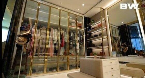 Walk In Closet Milik Crazy Rich Malang Dbb20
