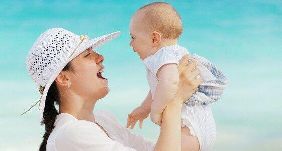 Bayi Dan Ibunya F2231