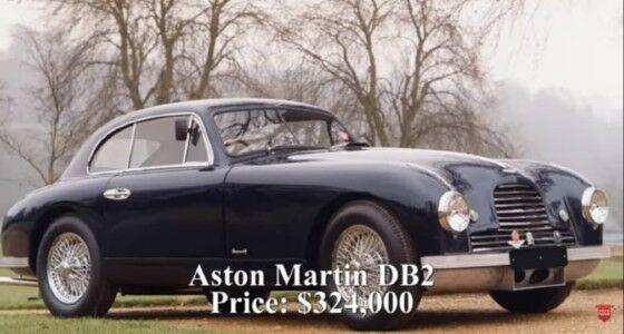 Aston Martin DB2 549ac