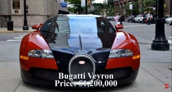 Bugatti Veyron Cb85f