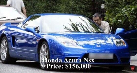 Honda Acura NSX 35f3a