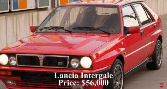 Lancia Intergale A870e
