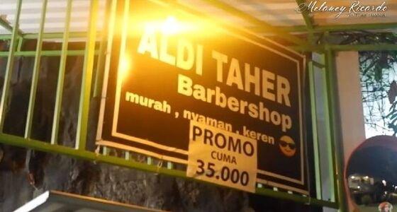 Barbershop Aldi Taher 903b2