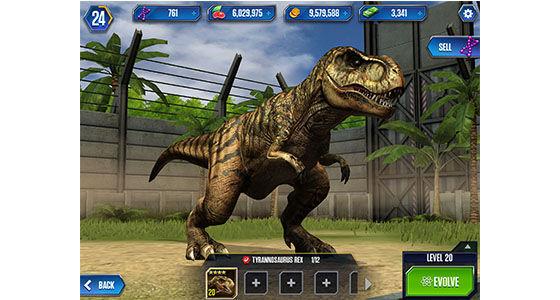 Jurassic World Aaaee