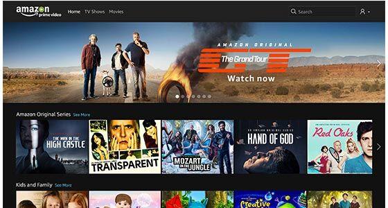 Amazon Prime Video 6281a