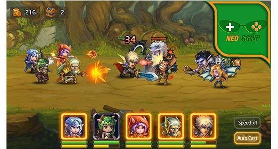 Heroes Legend 92847