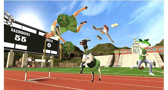 Goat Simulator 3d21f