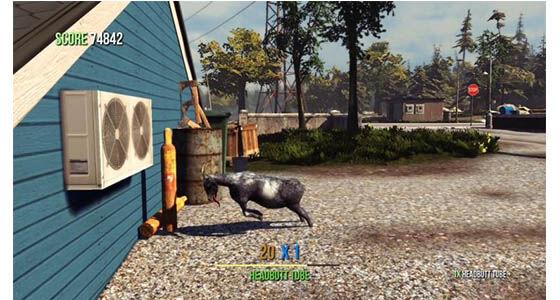 Goat Simulator Fabde