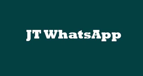 JT WhatsApp 87c9c