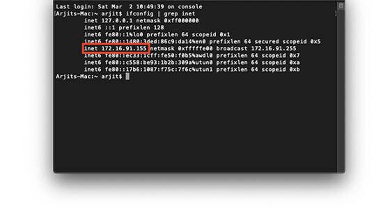 Cara Cek IP Address Laptop Mac Terminal 1a25a