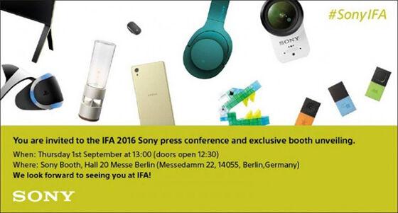 Smartphone Sony Terbaru 2