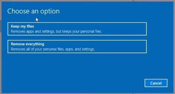 Laptop Tidak Bisa Masuk Windows Restart Terus C699b