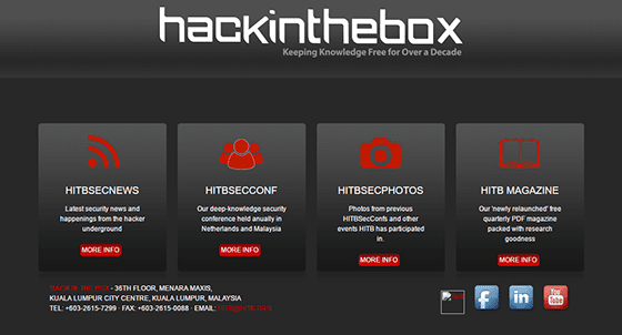 Situs Belajar Hacking Gratis 6