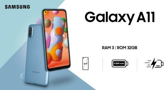 Samsung Galaxy A11 Bat Custom Dc0bc