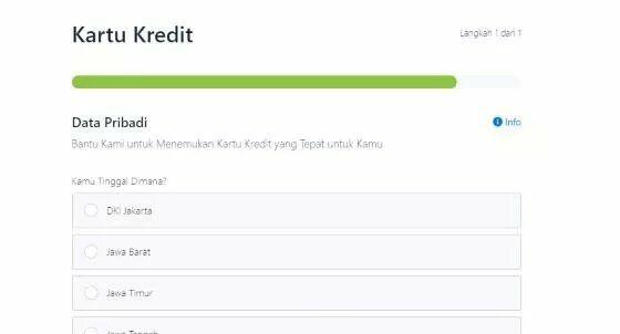 Cara Membuat Kartu Kredit Secara Online 69397