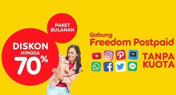 Paket Internet Unlimited Indosat 92610