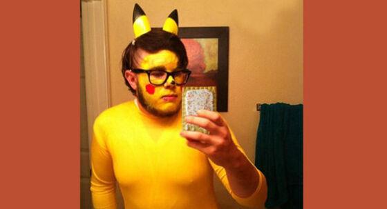 Pikachu Jijik 6