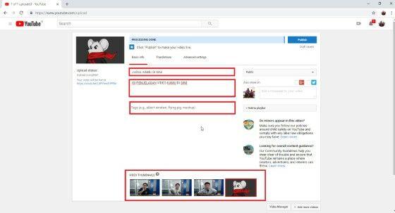 Cara Upload Video Youtube Pc 5 41223