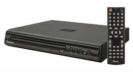DVD Player De505