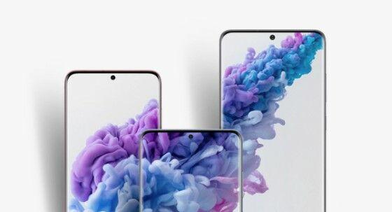 Perbedaan Layar Samsung Galaxy S20 Dan S20 Bd84c