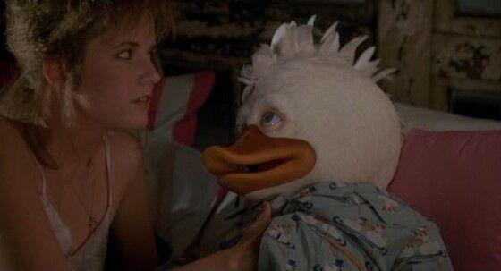 Film Gagal Howard The Duck 1986 Custom A4c08