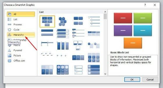 Cara Membuat Struktur Organisasi Di Word 06515