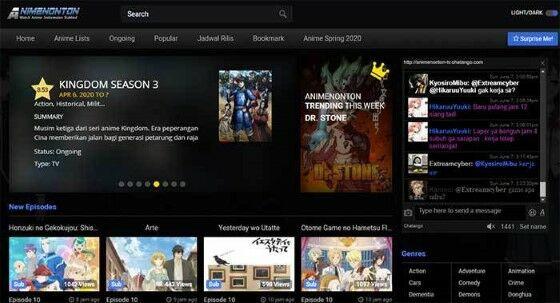 Alamat Situs Animenonton Tv Pindah Kemana B62d2