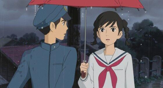 Anime Termahal From Up On Poppy Hill Custom E3554
