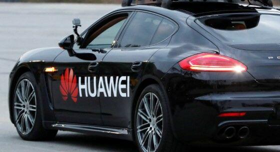 Mobil Listrik Huawei 26a47