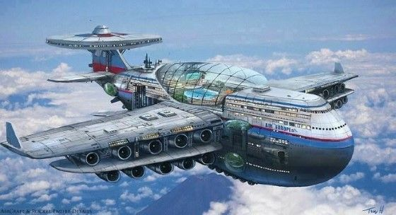 Pesawat Masa Depan 60543
