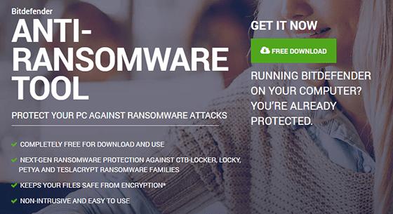Tools Anti Ransomware 5